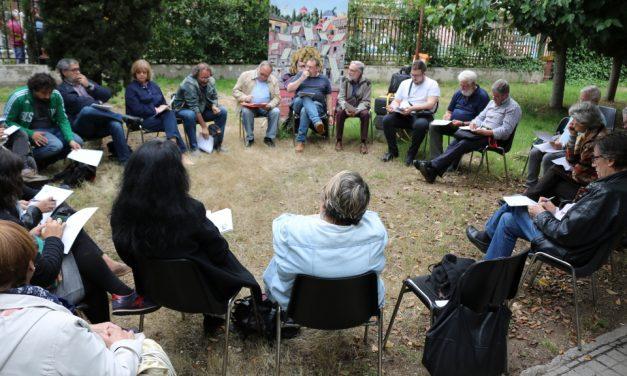 Mejorada del Campo acoge la reunión mensual de la directiva de la FRAVM