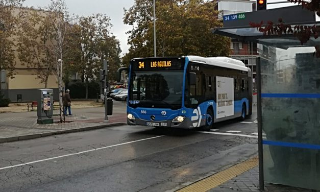 Madrid se merece un servicio de autobuses público de más calidad
