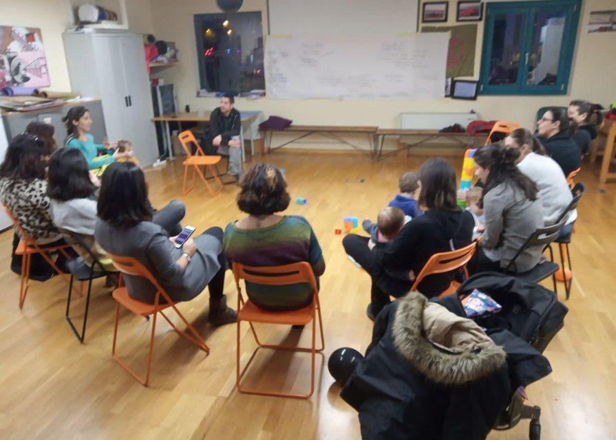 Segunda sesión para poner en marcha grupos de crianza de barrio