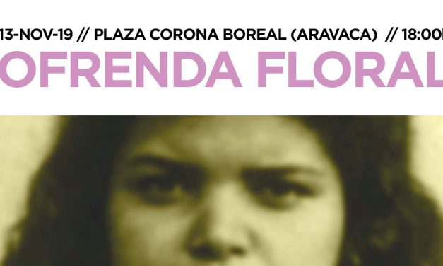 Homenaje a Lucrecia Pérez, asesinada hace 27 años por la extrema derecha