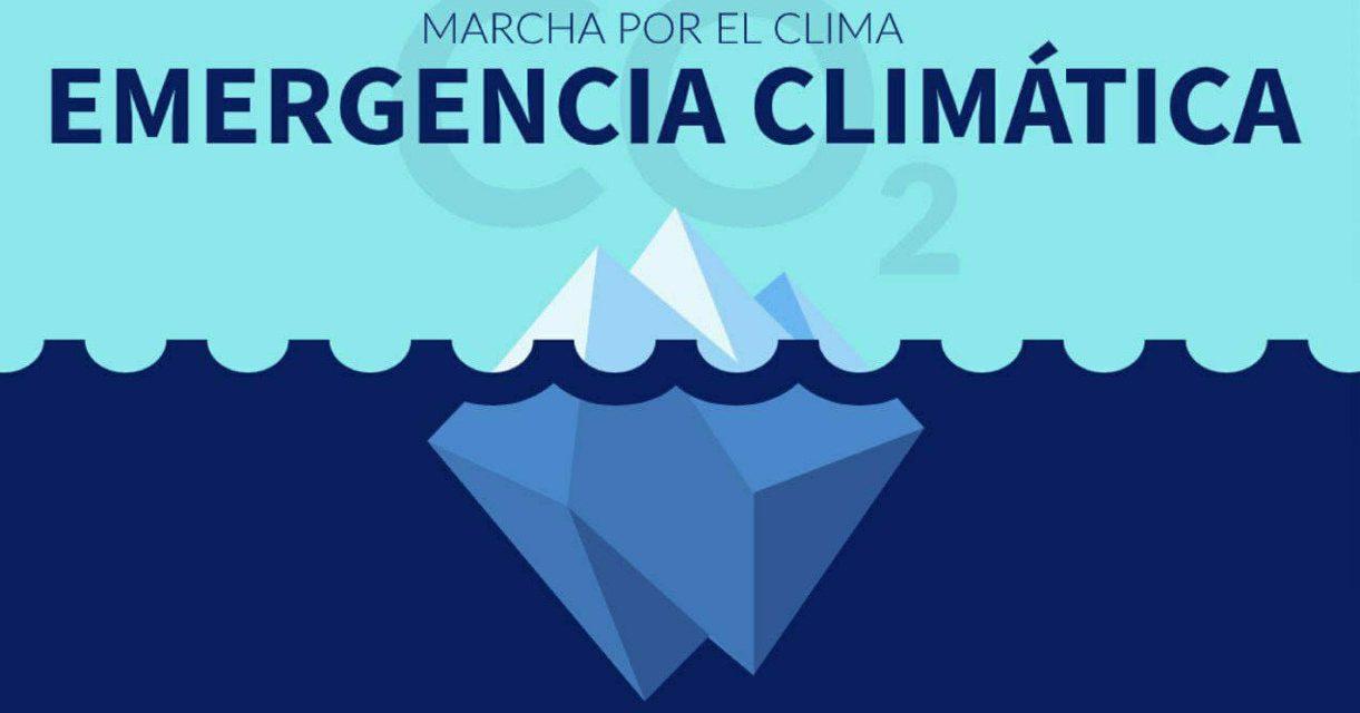 Una gran Marcha por el Clima recorrerá Madrid el 6 de diciembre