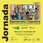 Un encuentro para conocer los supermercados cooperativos de Madrid