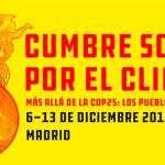 Las asociaciones vecinales del Estado, con la Cumbre Social por el Clima de Madrid