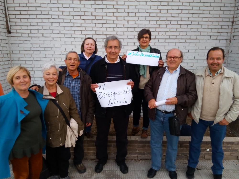 """La AV Zarzaquemada pide al Gobierno de Leganés que se """"abra al diálogo con los movimientos vecinales"""""""