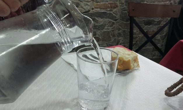 Agua del grifo, por favor