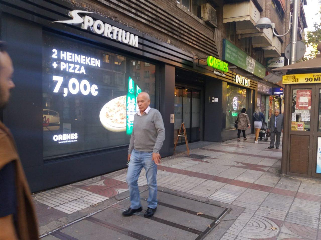 Rechazo rotundo ante las rebajas fiscales del Ayuntamiento de Madrid a los negocios de apuestas