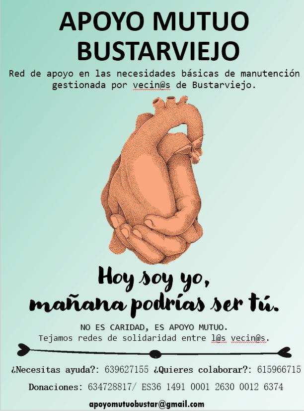 Apoyo Mutuo Bustarviejo