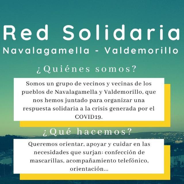 Red Solidaria Navalagamella