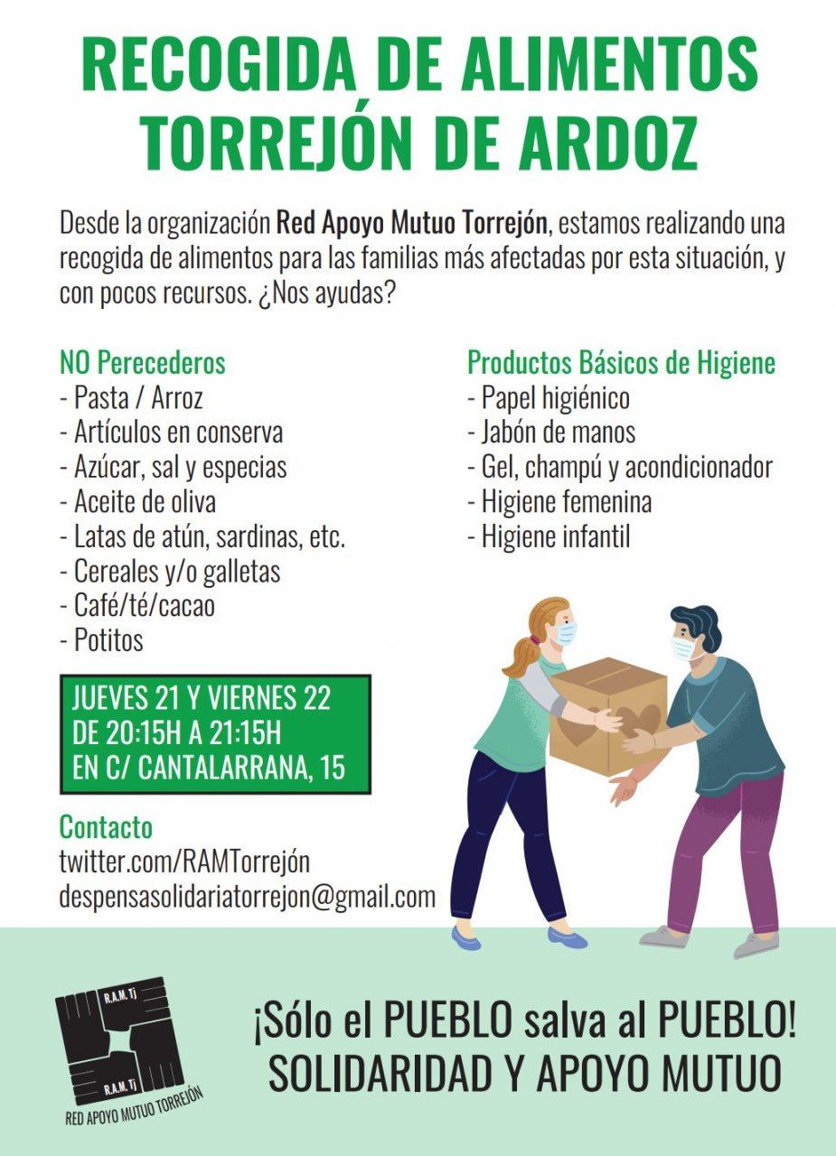 Red Apoyo Mutuo Torrejón