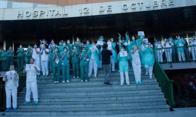 Un Primero de Mayo dedicado a las y los trabajadores que están en la primera línea de lucha contra el Covid-19