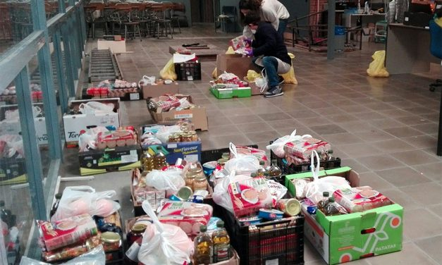Banco de alimentos Usera-Pradolongo