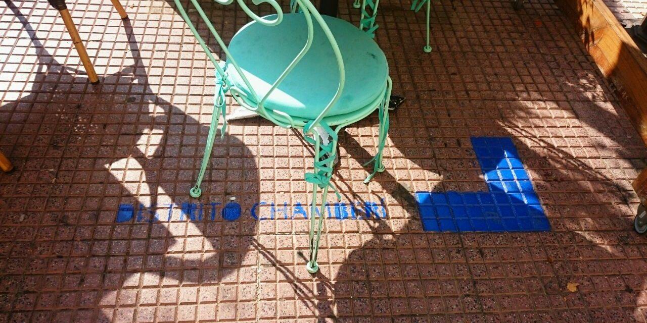 Corazón Verde de Chamberí pide medidas para garantizar la salud y la seguridad con un reparto del espacio público que impulse una ciudad más vivible