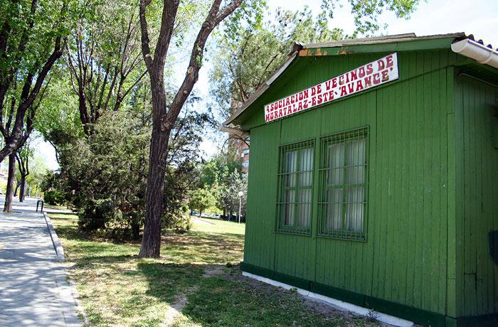 La Asociación Vecinal Avance de Moratalaz reivindica un barrio unido, solidario y en paz