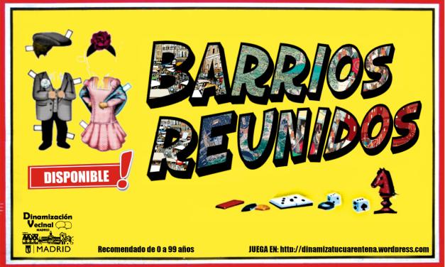 San Isidro 2020: conoce y construye el Madrid de la solidaridad vecinal jugando a Barrios Reunidos