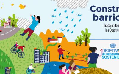 Escuela Vecinal: el taller sobre objetivos de la Agenda 2030 se celebrará el 2 de junio de forma virtual