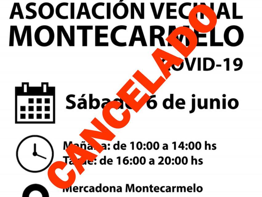 El concejal de Fuencarral-El Pardo deniega una recogida de alimentos organizada por la Asociación Vecinal de Montecarmelo