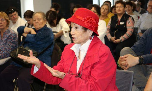Emilia Ortiz dará nombre a un espacio público del distrito de Latina