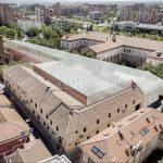 El casco antiguo de Hortaleza todavía no está a salvo del macrogimnasio