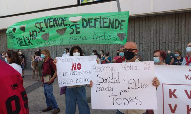 La Marea Blanca pide al Gobierno una inspección y auditoría urgente a la Comunidad de Madrid por su gestión sanitaria