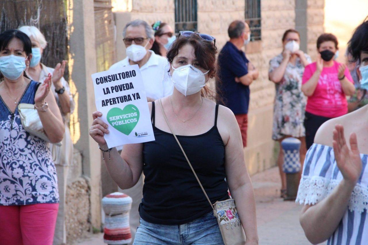 La Poveda (Arganda) pide la intervención del Defensor del Pueblo para que Sanidad reabra su consultorio médico