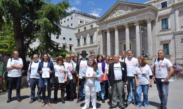 """Sanidad: """"no habrá reconstrucción sin desprivatización"""""""