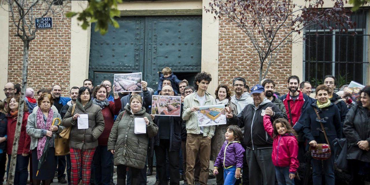 Victoria vecinal en Hortaleza: el macrogimnasio de Los Paules no se construirá