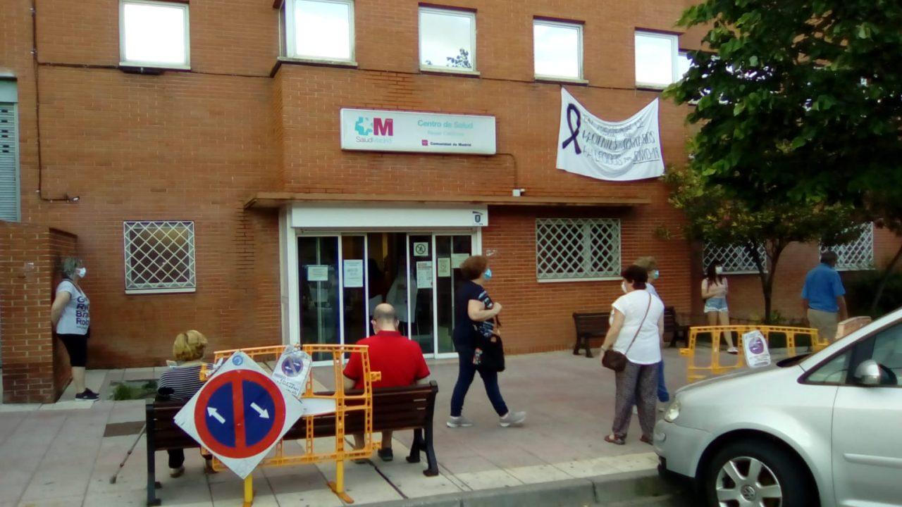 Convocan una concentración ante la alarmante situación sanitaria de San Sebastián de los Reyes