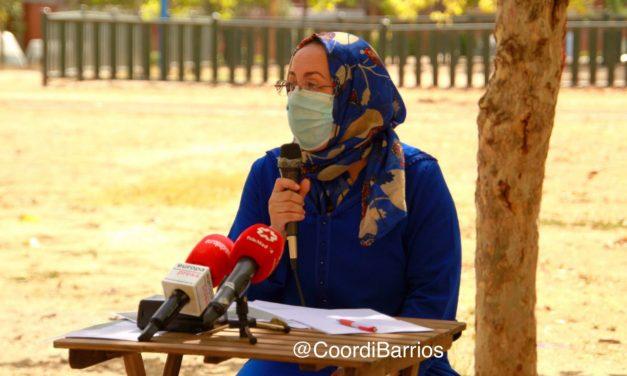 Yo, Antonia García, acuso a los gobiernos central y de Madrid de violencia administrativa contra las perceptoras de RMI