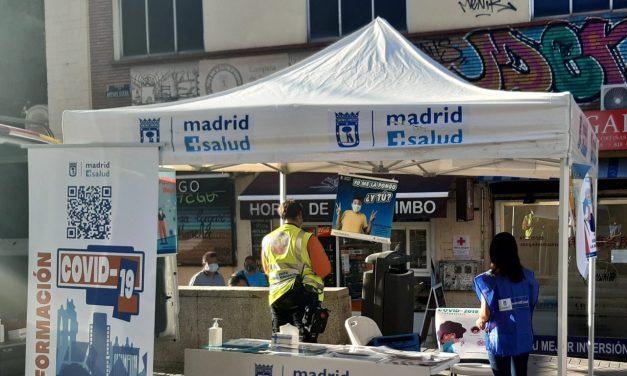La FRAVM lamenta la falta de información sobre los planes del Ayuntamiento de Madrid ante la segunda ola de la Covid-19
