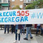 Asociaciones vecinales y en defensa de la salud, sindicatos y partidos de izquierda se unen para hacer frente a las medidas segregadoras de Ayuso