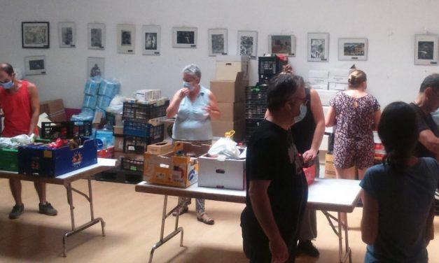 La Junta de Carabanchel no atiende a todas las familias necesitadas en esta situación de emergencia social