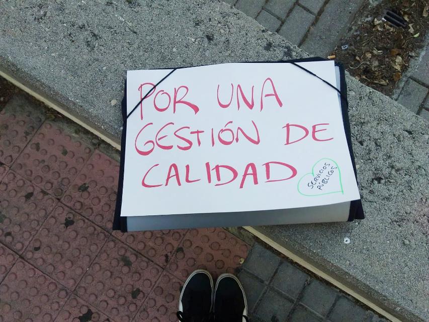 Las asociaciones vecinales de Puente de Vallecas denuncian caos organizativo en los test masivos