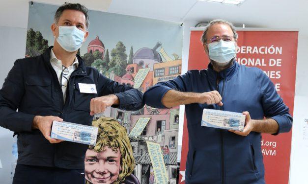 600.000 mascarillas para repartir entre familias vulnerables de nuestros barrios