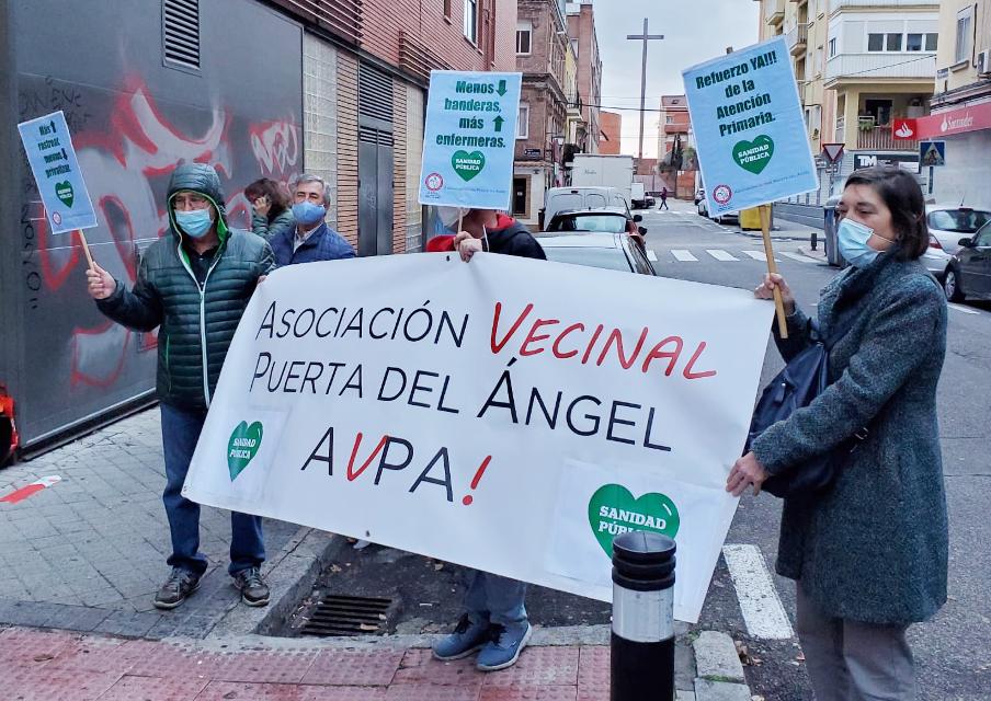 """La Asociación Vecinal de Puerta del Ángel rechaza el confinamiento de su barrio por """"injusto, ineficaz e insolidario"""""""