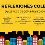 5 de 5, reflexiones colectivas: conversatorios sobre temas de actualidad