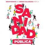 Vallecas defiende la sanidad pública con una gran marcha hasta su hospital