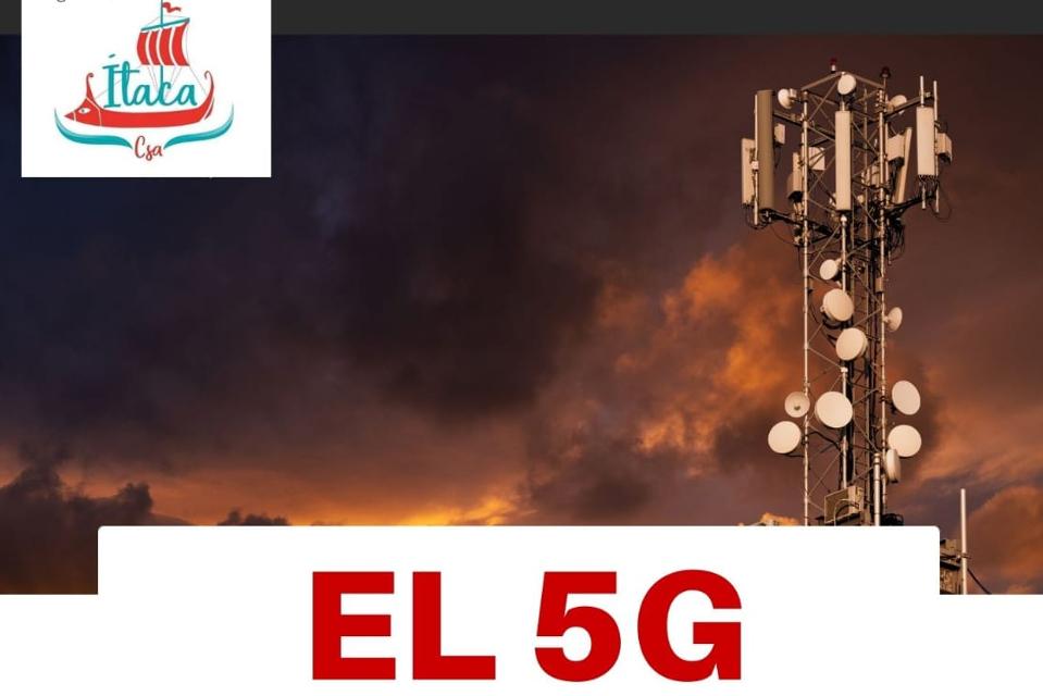 5G: efectos sobre nuestra salud, el medio ambiente, la privacidad y la libertad