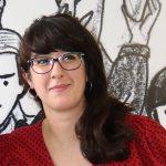 Silvia González, responsable de igualdad de la FRAVM, premio Talento Joven de la Comunidad de Madrid