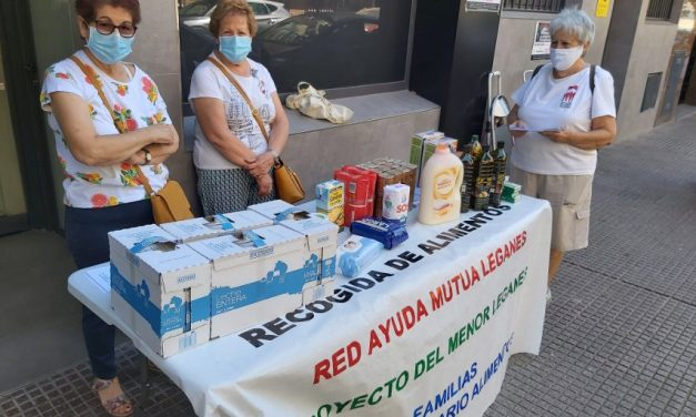 Las asociaciones vecinales de Leganés reclaman unos presupuestos municipales más sociales
