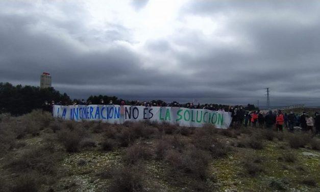 Galería de imágenes de la II Marcha por el cierre de la incineradora de Valdemingómez