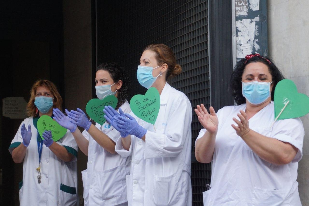 14M: en marcha hacia una nueva gran Marea Blanca en defensa de la sanidad pública