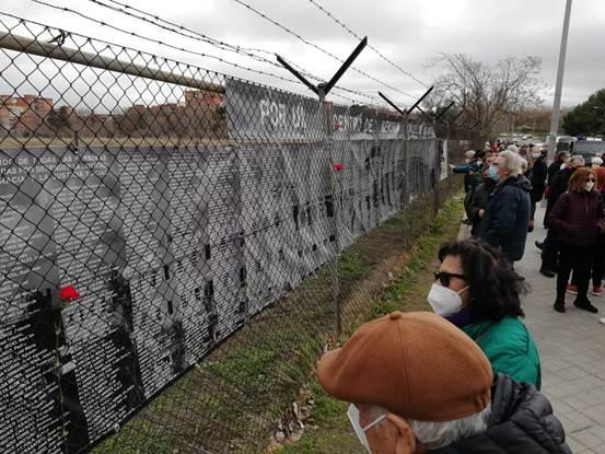Memorial Alternativo de los presos y presas de la Cárcel de Carabanchel