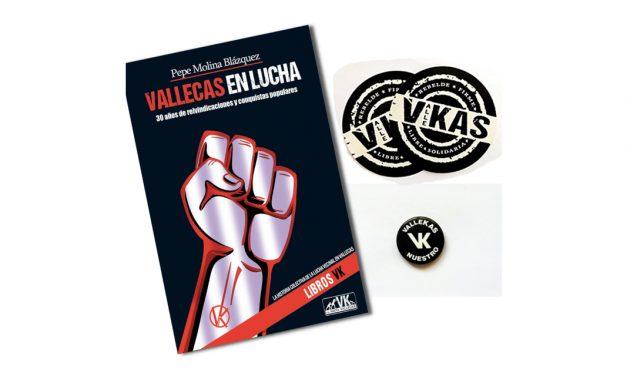 30 años de conquistas vecinales en Vallecas: presentación del último libro de Pepe Molina