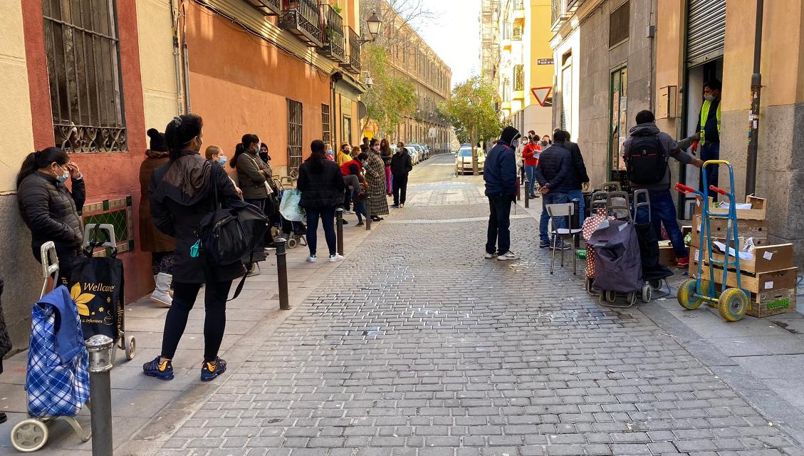 El Ingreso Mínimo Vital deja atrás a 600.000 hogares en extrema pobreza