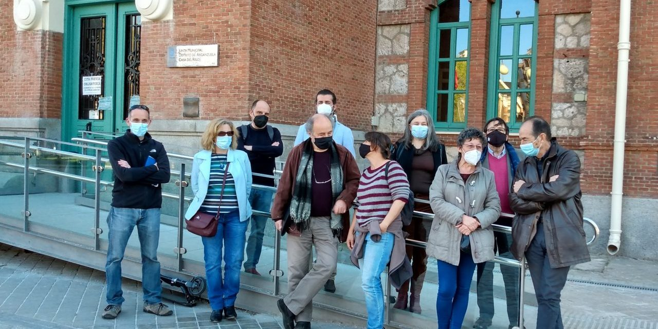 """Mahou-Calderón: avanzan las obras de urbanización, pero los equipamientos """"siguen en el limbo"""""""