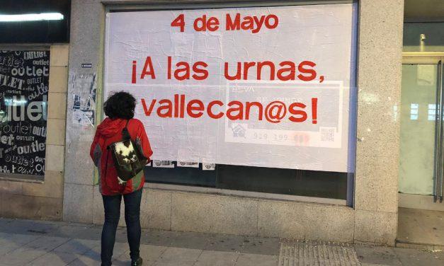 Las asociaciones vecinales de Vallecas llaman a una gran movilización electoral para frenar las políticas del odio