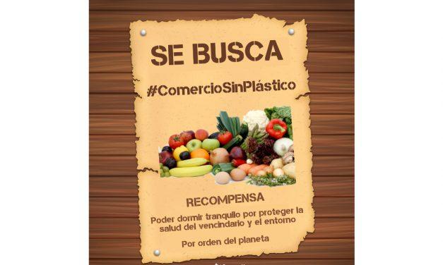 #ComercioSinPlasticos: campaña para que los supermercados eliminen el sobreenvasado de sus productos