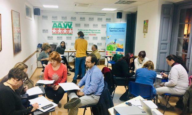 Programación de la Escuela Vecinal de la FRAVM 2021