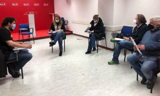 La FRAVM cierra su ronda de presentación de sus propuestas vecinales ante las elecciones del 4M con un encuentro con Hana Jalloul (PSOE)