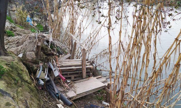 Fin de semana de movilizaciones en Getafe para protestar por el mal estado del río Manzanares
